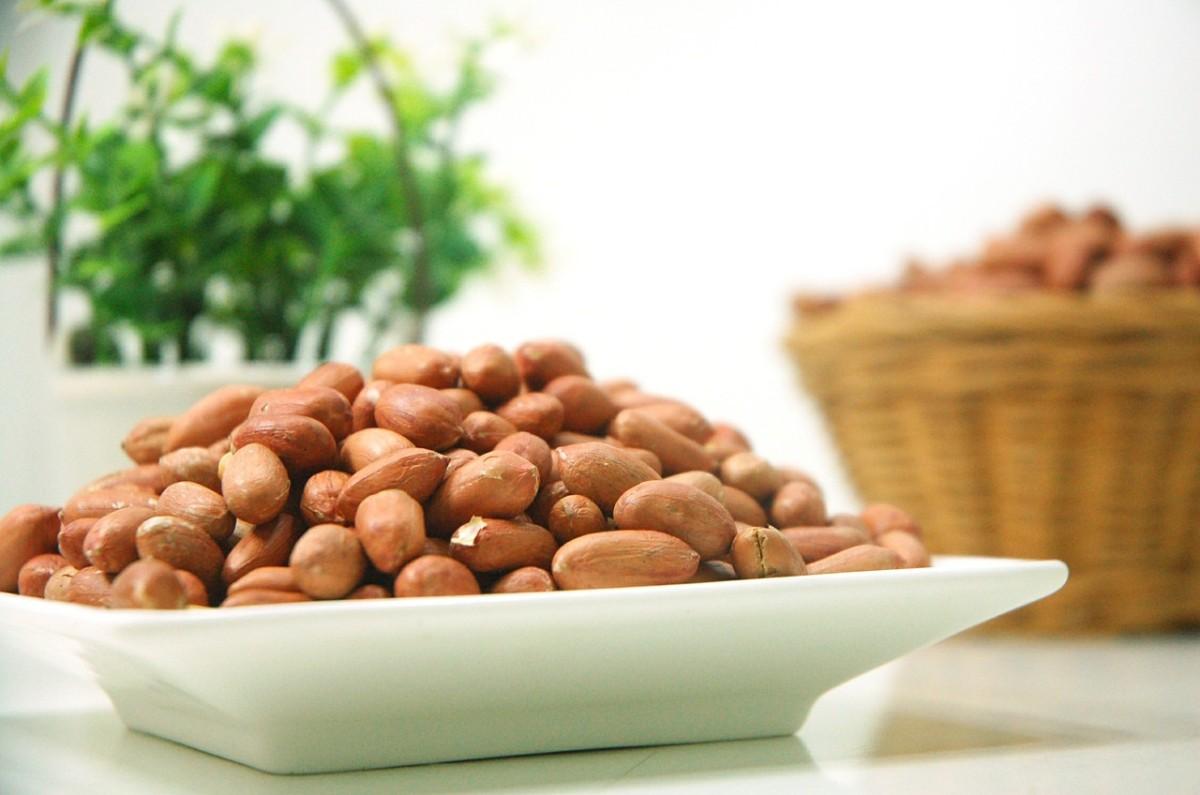 Nüsse sind reich an mehrfach ungestättigten Fettsäuren