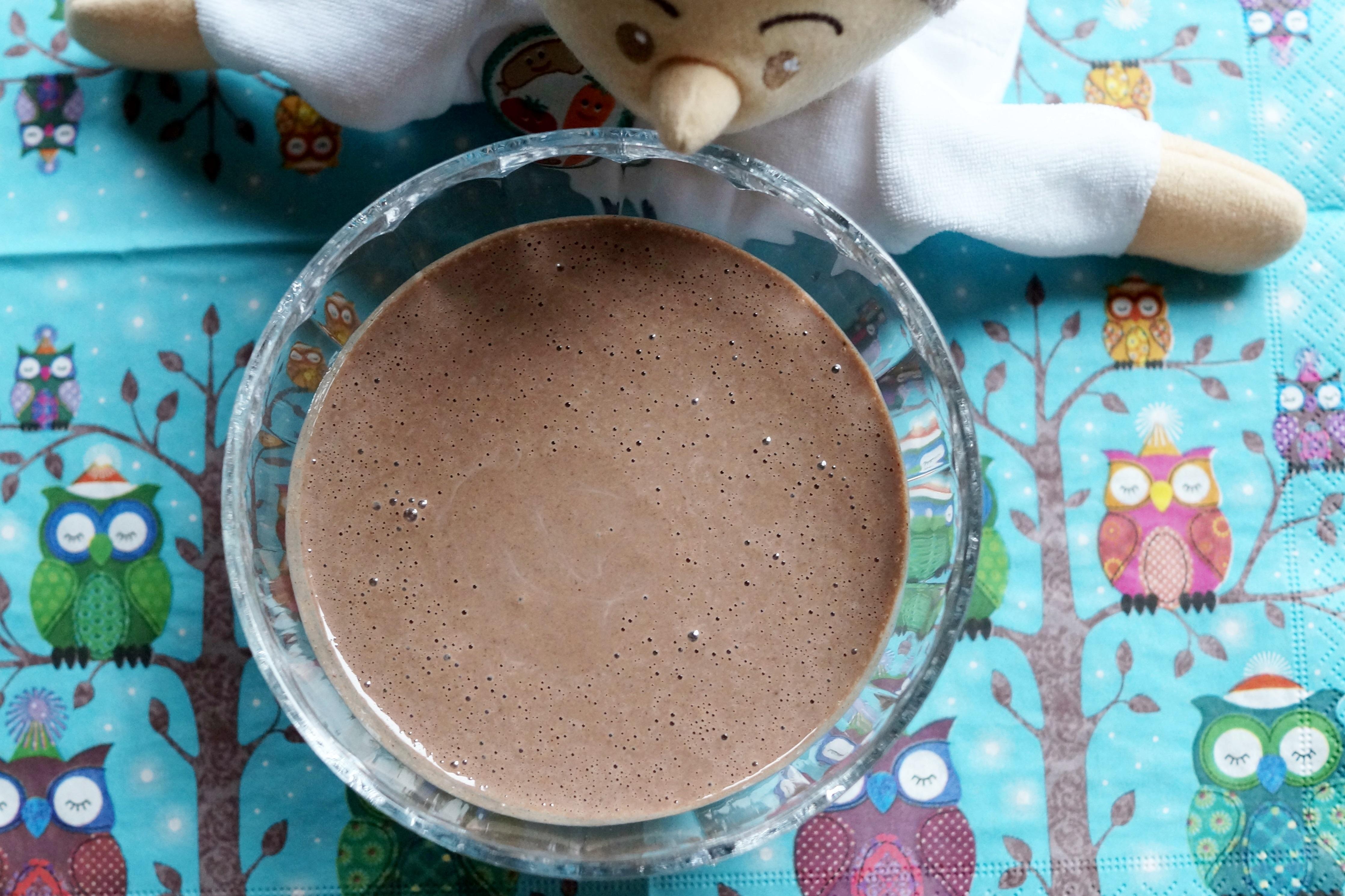 Schoko-Nuss-Joghurt